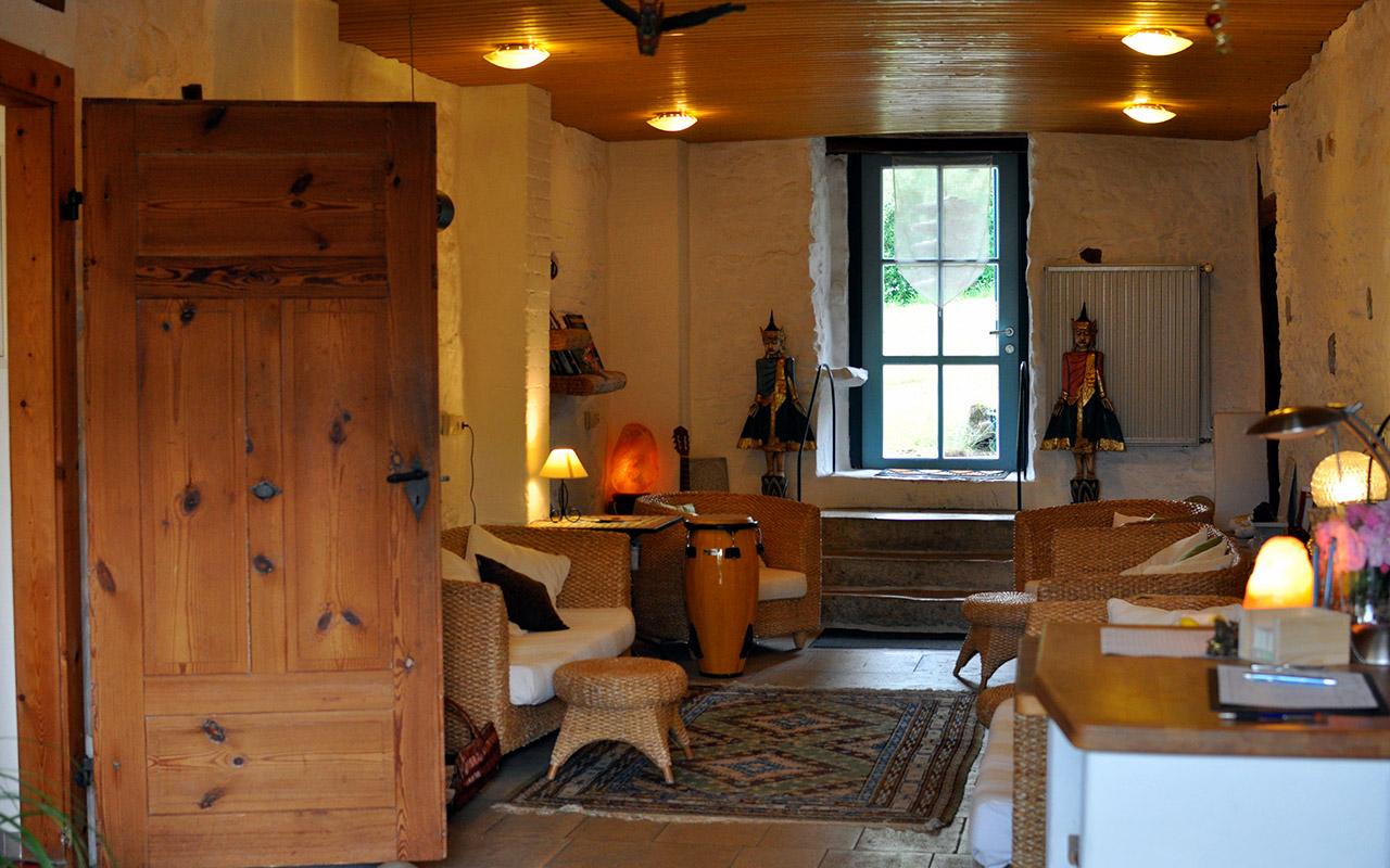 Knaubenhof Foyer