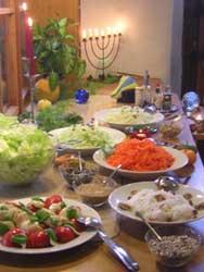 Vegetarische / veganer Naturkost für Gourmets