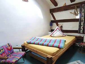 Zimmer im Knaubenhof - Indianer